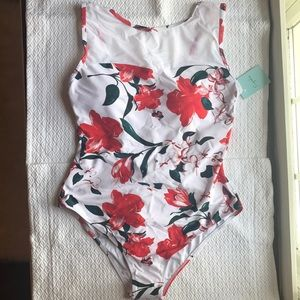 CupShe Pure Live one piece size XL NEW